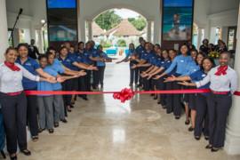 Le Sandals Royal Barbados a officiellement ouvert ses portes