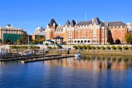 Air Canada Rouge lancera des vols sans escale Montréal-Victoria pour l'été 2018