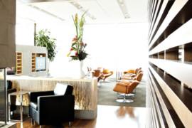 Le salon VIP de YQB choisi Salon de l'année en Amérique du Nord