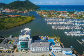 Harbor Club, un nouvel hôtel de luxe à quai dans les Caraïbes, ouvre ses portes à Sainte-Lucie