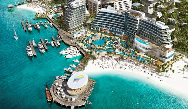 Margaritaville Resorts Annonce Un Nouveau Projet H 244 Telier