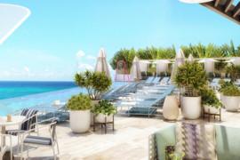 Les nouveaux hôtels attendus dans les Caraïbes en 2018