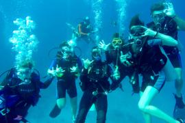 Les meilleurs sites de plongée dans la péninsule du Yucatan