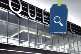 [Miss Curieuse] Développement de l'aéroport de Québec: entrevue exclusive avec le président de YQB