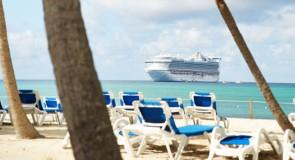 L'île privée la plus populaire de Princess Cruises est maintenant revampée et connectée au Wi-Fi!