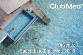 [Formation] Club Med: nouveau programme pour les agents