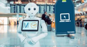 [Techno] L'aéroport de Munich et Lufthansa commencent les essais du robot humanoïde – Josie Pepper