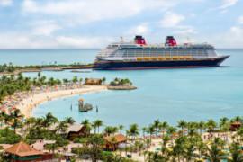 Disney Cruise Line ajoute de nouvelles destinations à sa gamme d'itinéraires pour 2019