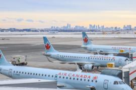 Air Canada augmente sa capacité et améliore ses services au départ de Montreal et Toronto