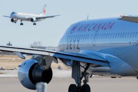 Air Canada lancera un service quotidien saisonnier Calgary-Palm Springs et Edmonton-Las Vegas l'hiver prochain