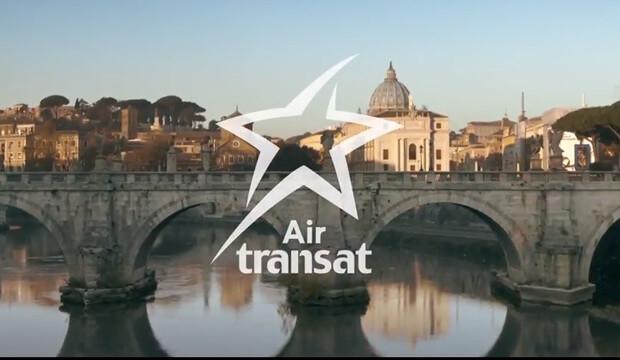 Air Transat dévoile sa nouvelle campagne publicitaire pour vendre l'Europe