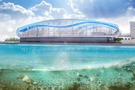 Découvrez les premières images du futur terminal de Norwegian Cruise Line à PortMiami (ouverture à l'automne 2019)