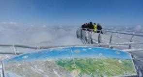 Un nouveau ponton dans le ciel au Pic du Midi