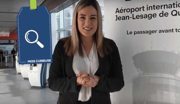 [Miss Curieuse] Aéroport de Québec: conseils et astuces pour préparer votre départ