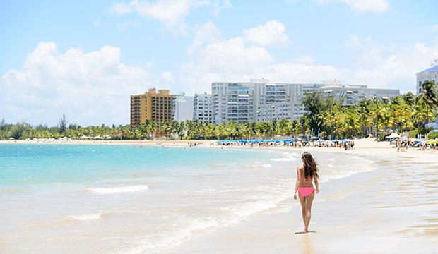 Les touristes reviennent en force à Puerto Rico