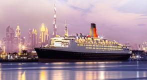 Le Queen Elizabeth 2 transformé en hôtel à Dubaï