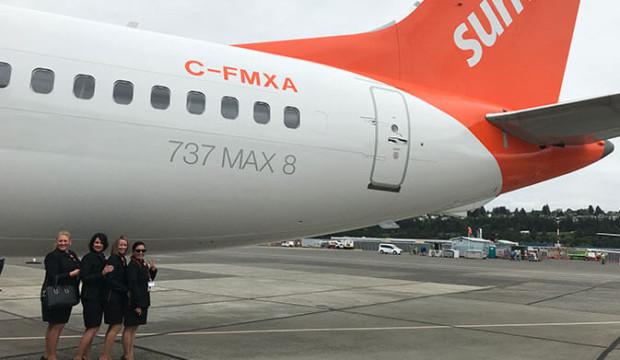 Sunwing révisera ses horaires pour palier au retrait temporaire des appareils 737 MAX de sa flotte