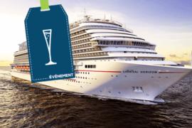 [Témoignage] Le nouveau navire Carnival Horizon au banc d'essai