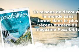 Carlson Wagonlit Voyages: un nouveau magazine d'inspirations est disponible
