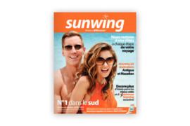 [Brochure] Les coulisses de la nouvelle brochure Sunwing – 2018/2019