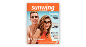 [Brochure] Sunwing: Nouvelle brochure 2018/2019