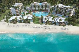 Aperçu du nouvel hôtel sur Ambergris Caye au Bélize