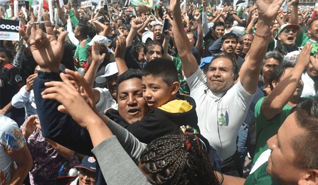 Mexique: un tremblement de terre insolite enregistré