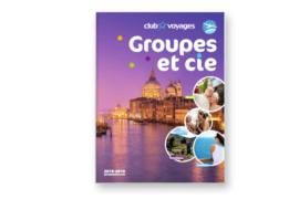 Groupes et cie: nouvelle brochure et plus de départs garantis