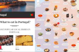 Une carte interactive pour découvrir la gastronomie du monde