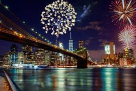 USA: TOP 5 des villes où célébrer le 4 juillet