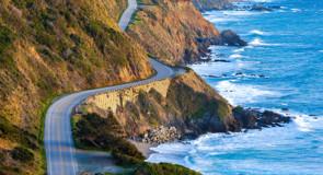 En Californie, la Highway 1 reprend du service.