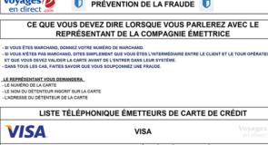 [Ressources] Anti-Fraude: Liste téléphonique émetteurs de carte de crédit