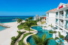 Le Sandals Montego Bay: plus de luxe, de restaurants et d'équipements