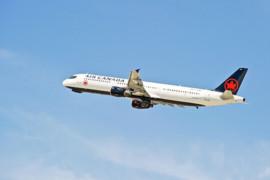 Air Canada établit un nouveau record de transport de passagers en une seule journée