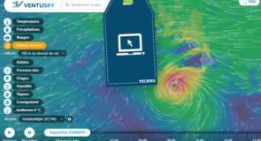 Cyclones, tempêtes, ouragans… suivez-les en direct