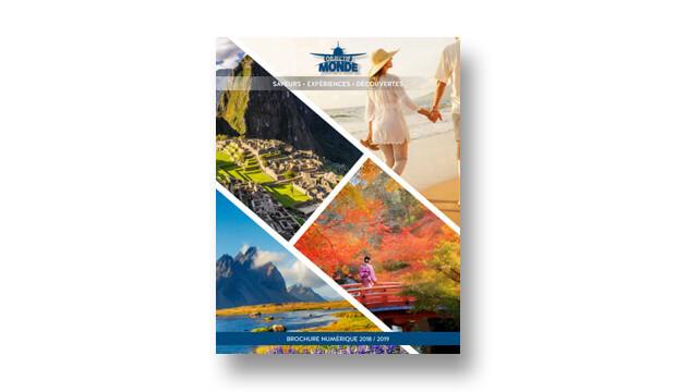 [Brochure] Objectif Monde: brochure automne-hiver 2018/2019