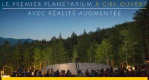 Ce nouveau planétarium unique au monde se trouve au Québec!