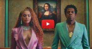 Le Musée du Louvre fait le buzz grâce à Beyoncé et Jay-Z