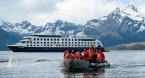 Les enfants voyagent gratuitement en décembre sur les navires Australis