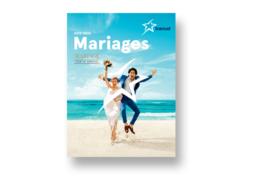 Transat présente sa brochure Mariages 2019-2020