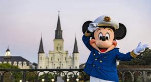 La Disney Cruise Line ajoute un départ de la Nouvelle-Orléans pour la première fois au début de l'année 2020