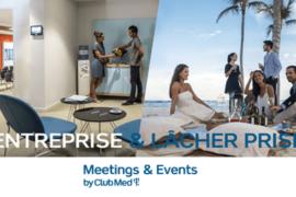 Club Med invente le concept du «worktainement» qui mêle entreprise et lâcher prise!