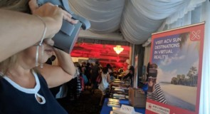 Les étudiants en tourisme du Cegep de Granby découvrent la réalité virtuelle