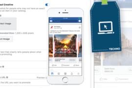 La nouvelle option publicitaire «Flight Ads» de Facebook dédiée aux compagnies aériennes et aux OTA