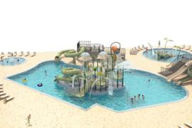 Un nouveau parc aquatique ouvrira au Paradisus Playa del Carmen La Esmeralda