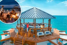 Sandals ouvre un bar sur pilotis à Montego Bay