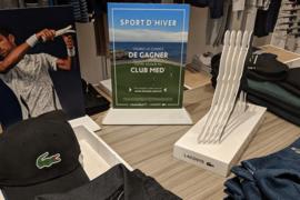 Le Club Med et Lacoste lance un partenariat inédit à travers le Canada: jeu concours, rabais et bien plus!