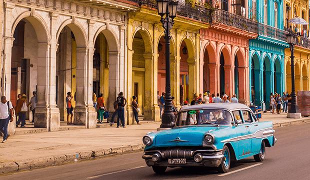 Cuba défie l'embargo de Trump et fête le 500 ème anniversaire de La Havane