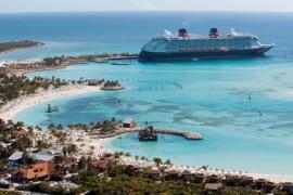 Disney Cruise Line achète sa deuxième île dans les Caraïbes
