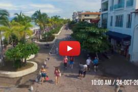 Puerto Vallarta: aucun dommage majeur après l'ouragan Willa. Découvrez les images!